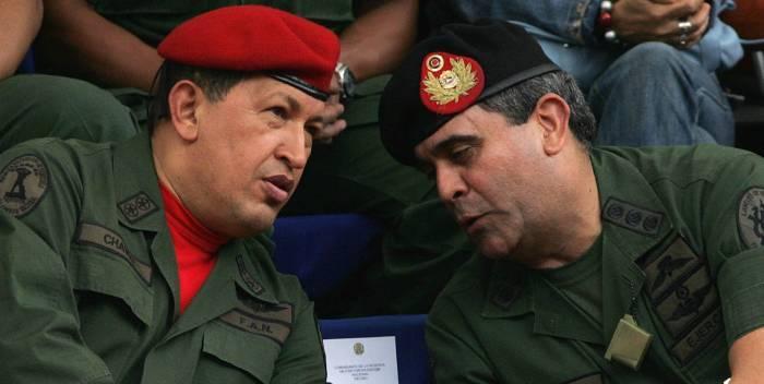 Murió Baduel, traidor de la patria que le devolvió el poder a Chávez