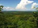 Costa Rica hiking mountain top