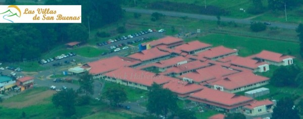 Hospital Osa Aerial View Halverson