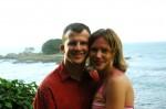 Brandon Paulson and Shelly