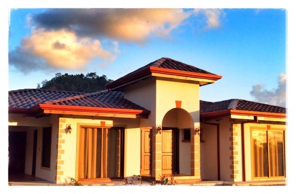 casa tinamou villa rent front