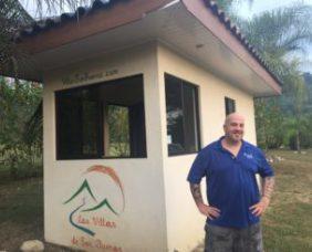 guard house villas san buenas