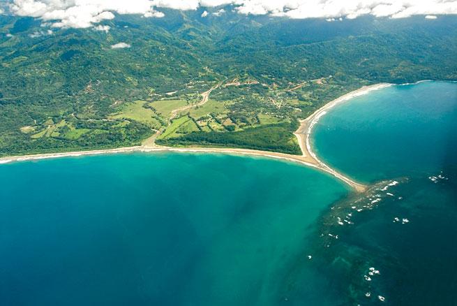 Ballena National Park Uvita Costa Rica