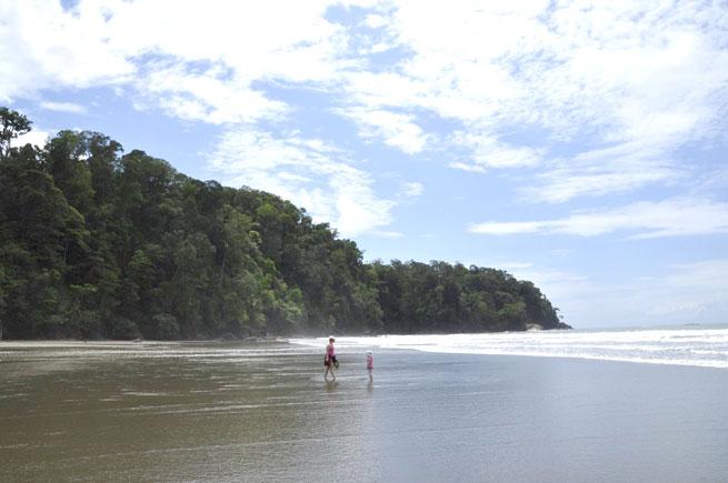 Costa Rica beaches Playa Ventanas Osa Costa Rica