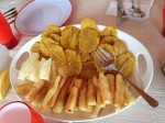 fried plantains yucca costa rica