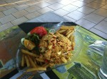 Shrimp rice dinner ponderosa cortez