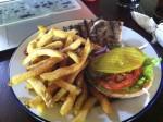 Grilled chicken sandwich Roadhouse 169