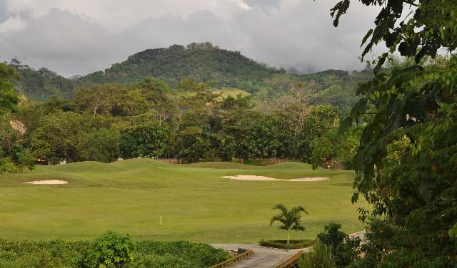 San Buenas Golf Resort Hole 1