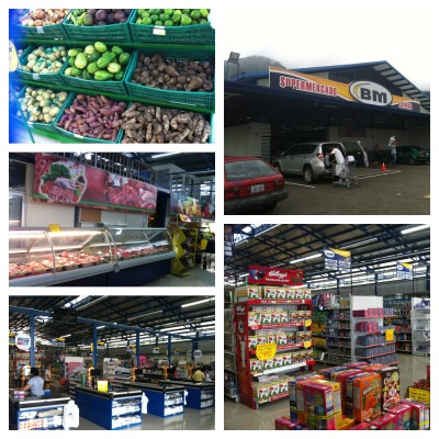 Grocery store BM costa rica