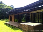 Cusinga Costa Rica Villa Back Jacuzzi