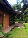 Cusinga Costa Rica Villa Back