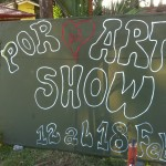 dominical costa rica art show