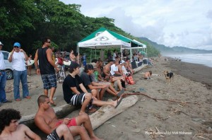 Playa Dominical Surf Competition