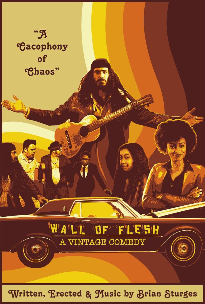 WALL OF FLESH POSTER