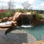 Spa and Pool on Overlooking Golf Course