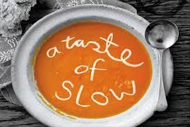 A Taste of S-l-o-w~