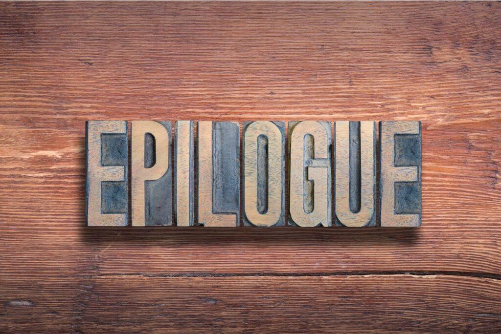 Writing 101: Prologues and Epilogues