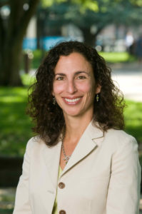 Melanie Sloan is the executive director of CREW and filed the ethics complaint against Congressman Grimm.