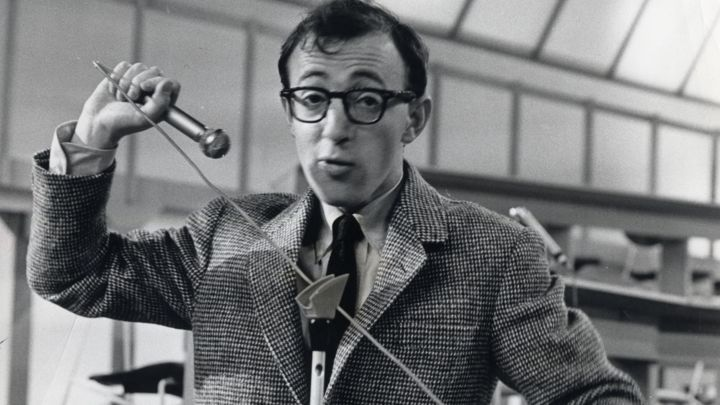 Woody Allen\'s Sixties Stand-Up Albums Reissued