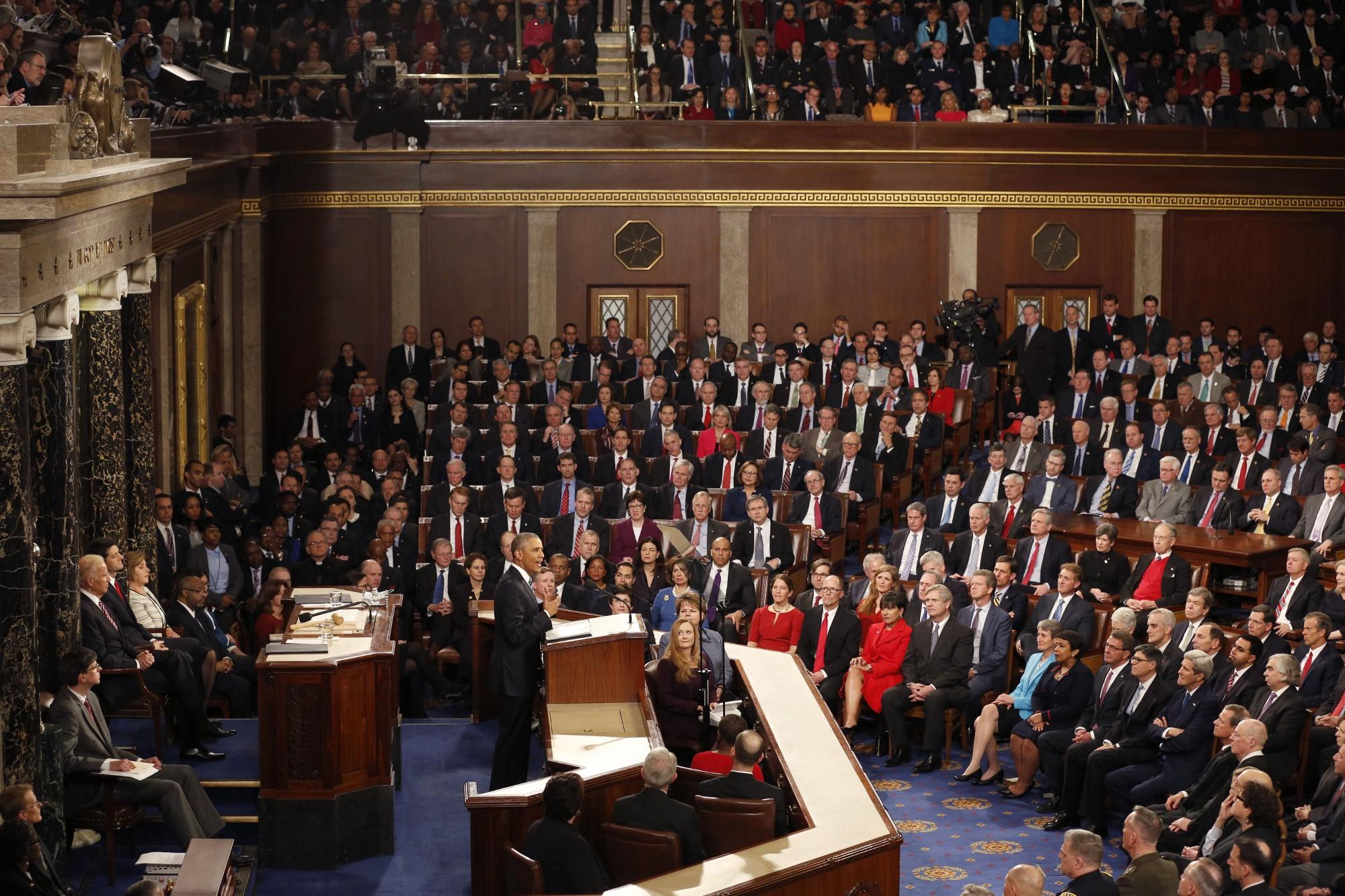 What To Read And Watch About Obama's Last State Of The Union Address