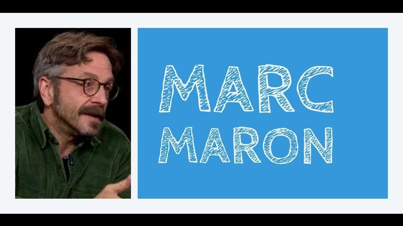 Marc Maron from Glow
