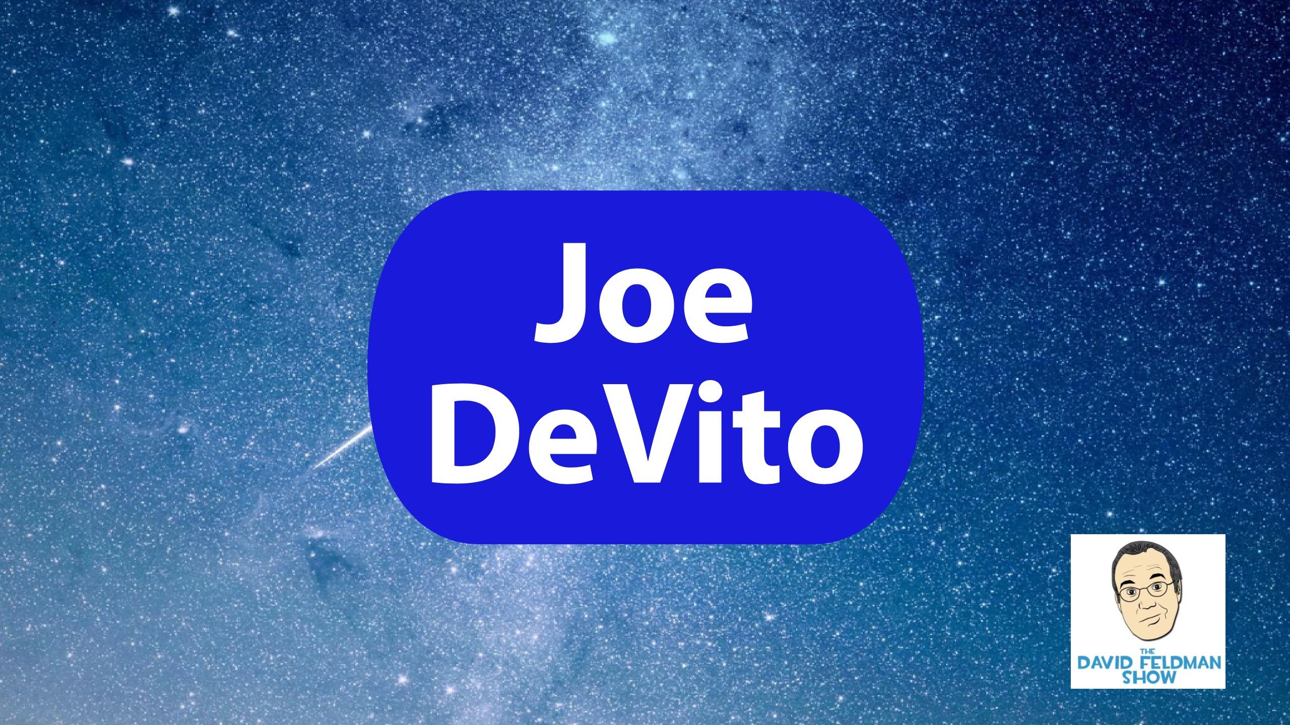 Joe DeVito Bombs in England