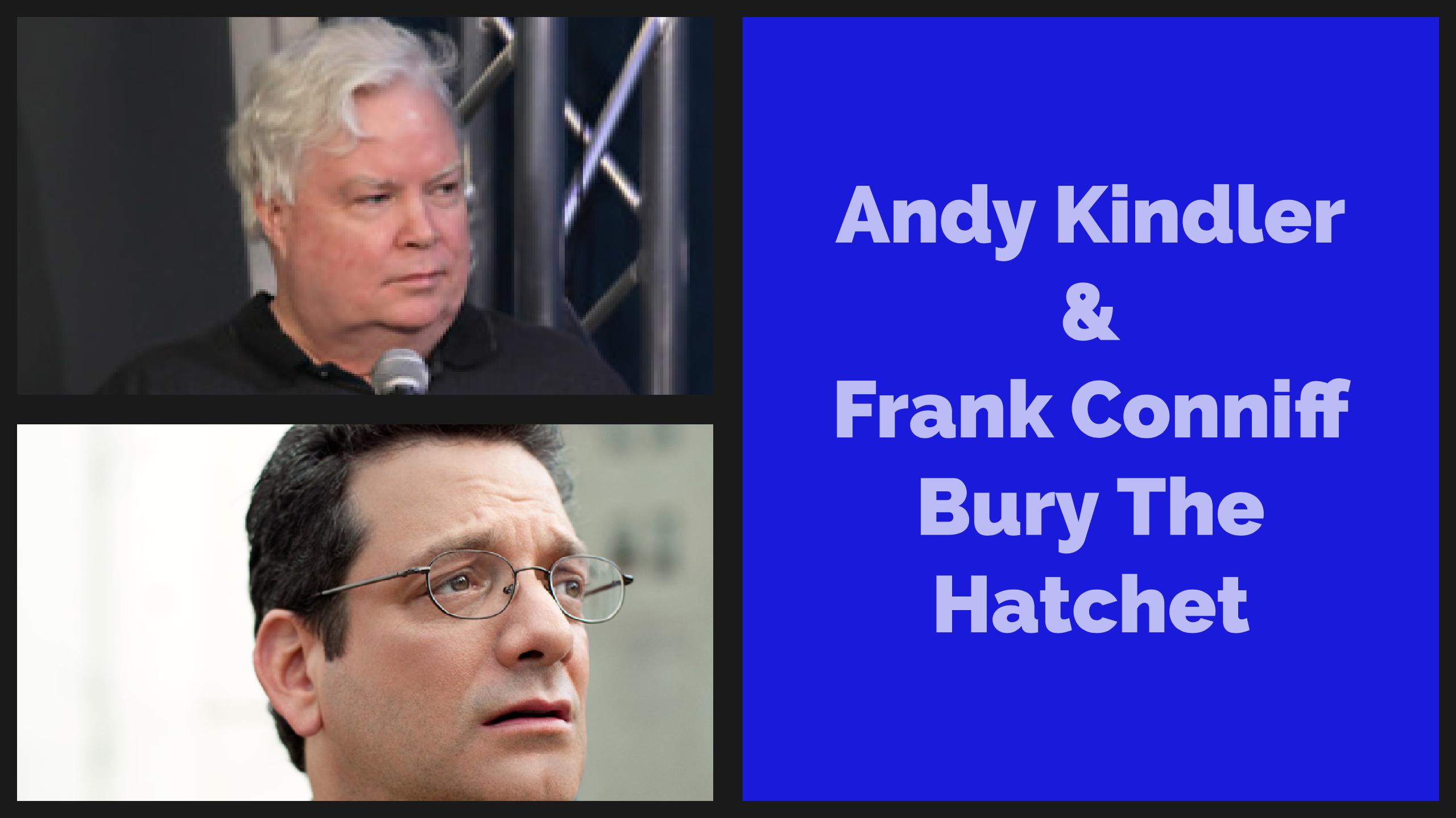 Andy Kindler & Frank Conniff on The David Feldman Show