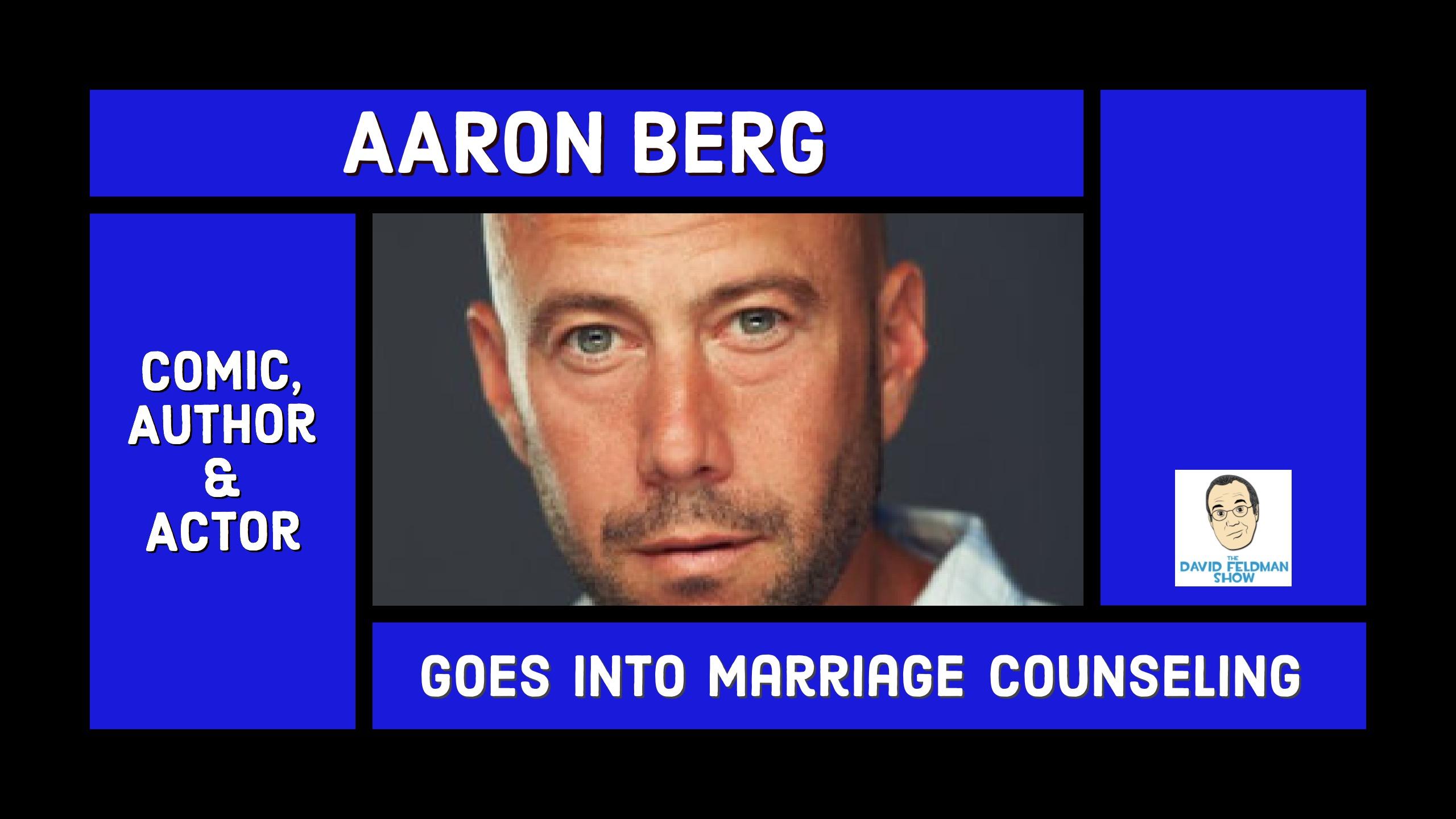 Aaron Berg Comedian