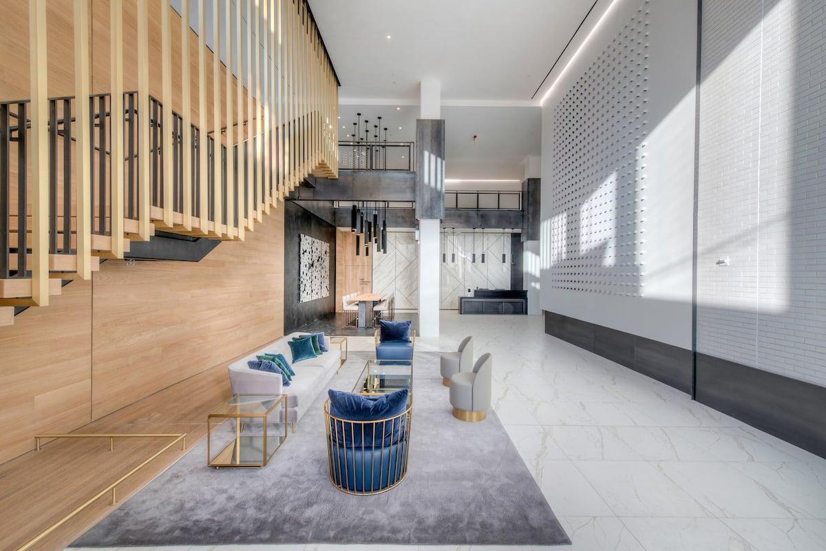 1550 Crystal Drive   Interior Area 2   Arlington, VA   Multifamily   Interior Designers