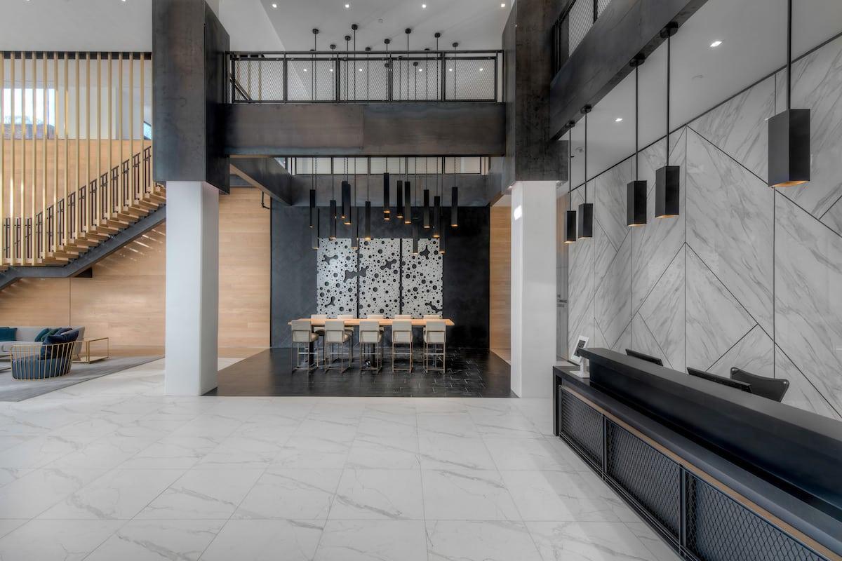 1550 Crystal Drive   Interior Area 1   Arlington, VA   Multifamily   Interior Designers