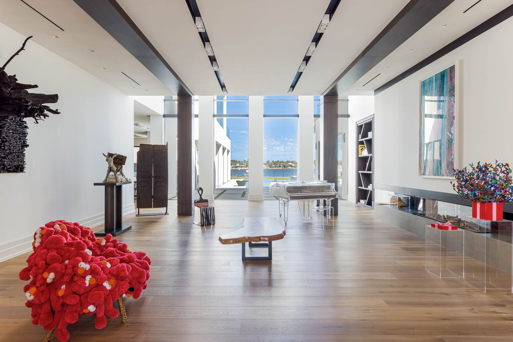 Private Residence   South Florida   Interior Area 1   Luxury Residential   Interior Design