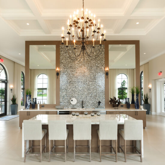 Atlantico | Interior Area 1 | Palm Beach Gardens, FL | Multifamily | Interior Designers