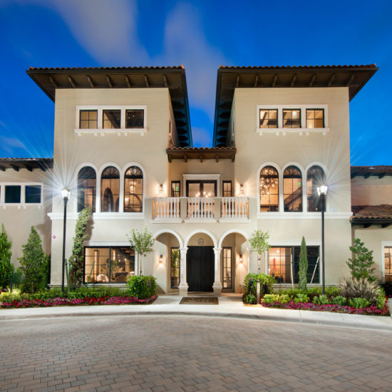 Clubhouse Exterior | Doral View Ph I | Doral, FL | Multifamily | Interior Design