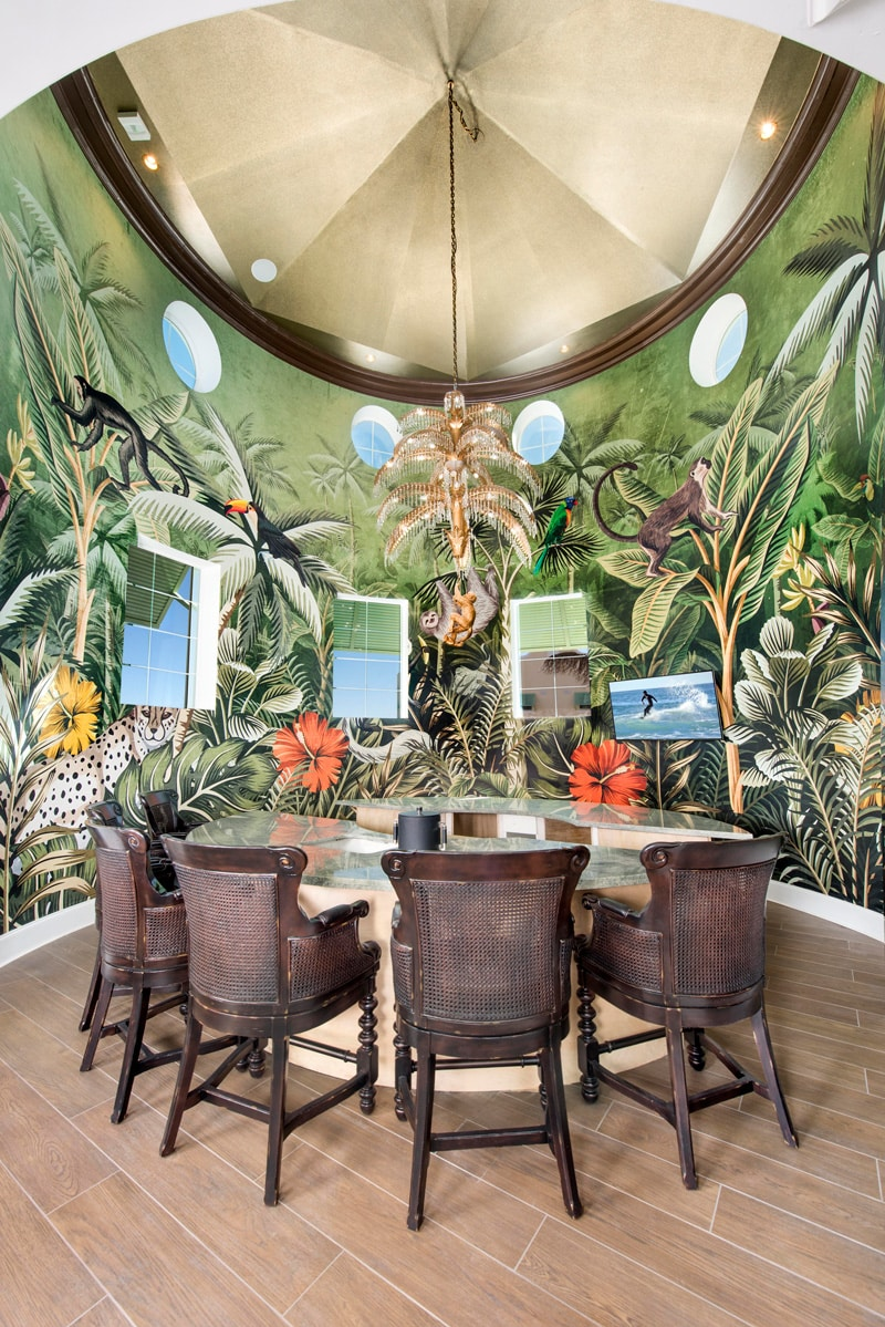 Water Tower Commons Ph I | Clubhouse Interior | Lantana, FL | Multifamily | Interior Designers