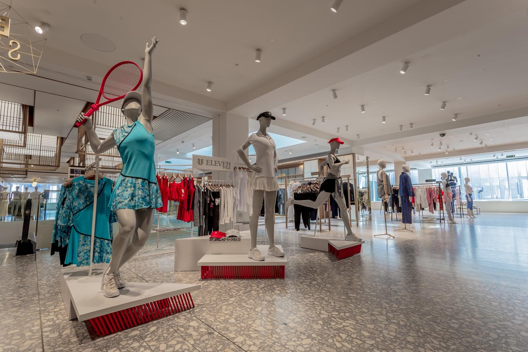 Store View 3 | Selfridges EleVen Pop-up | London UK | Commercial Interior Design