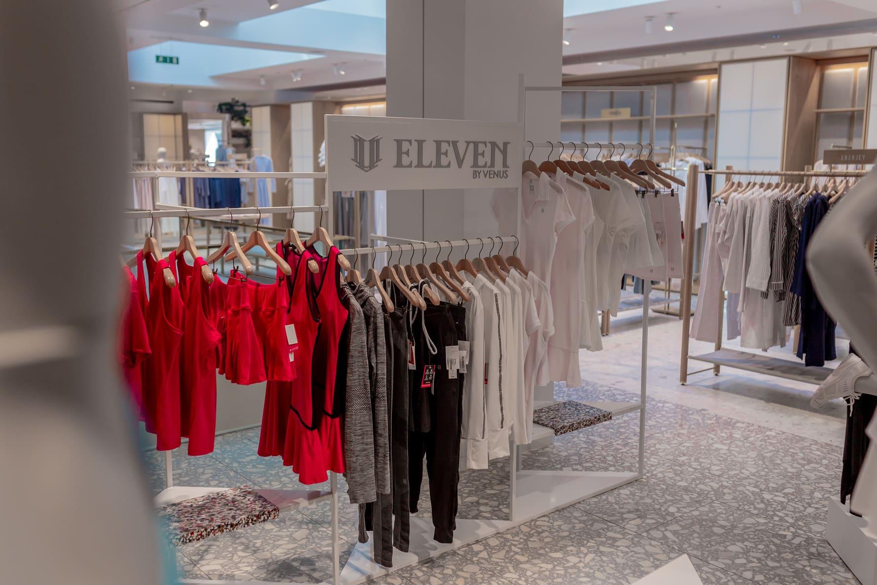 Store View | Selfridges EleVen Pop-up | London UK | Commercial Interior Design
