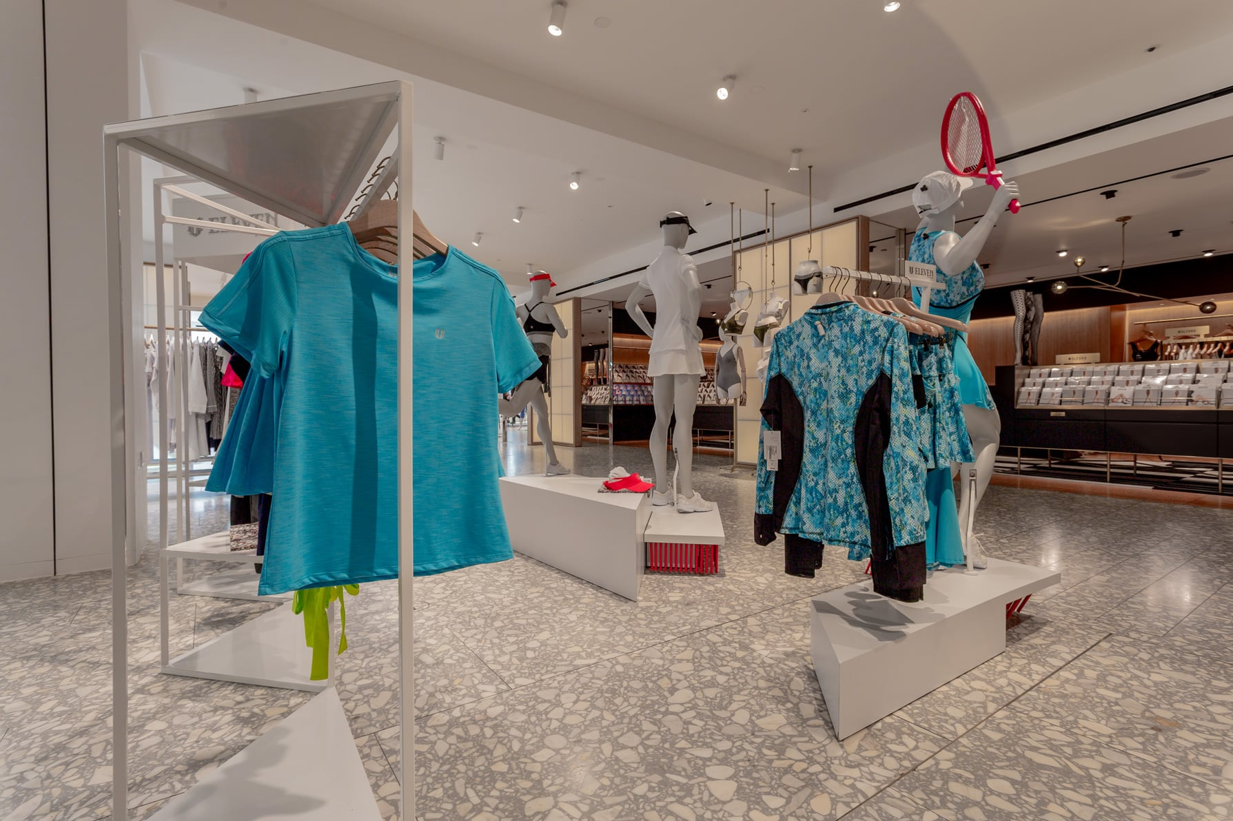 Store View 2 | Selfridges EleVen Pop-up | London UK | Commercial Interior Design