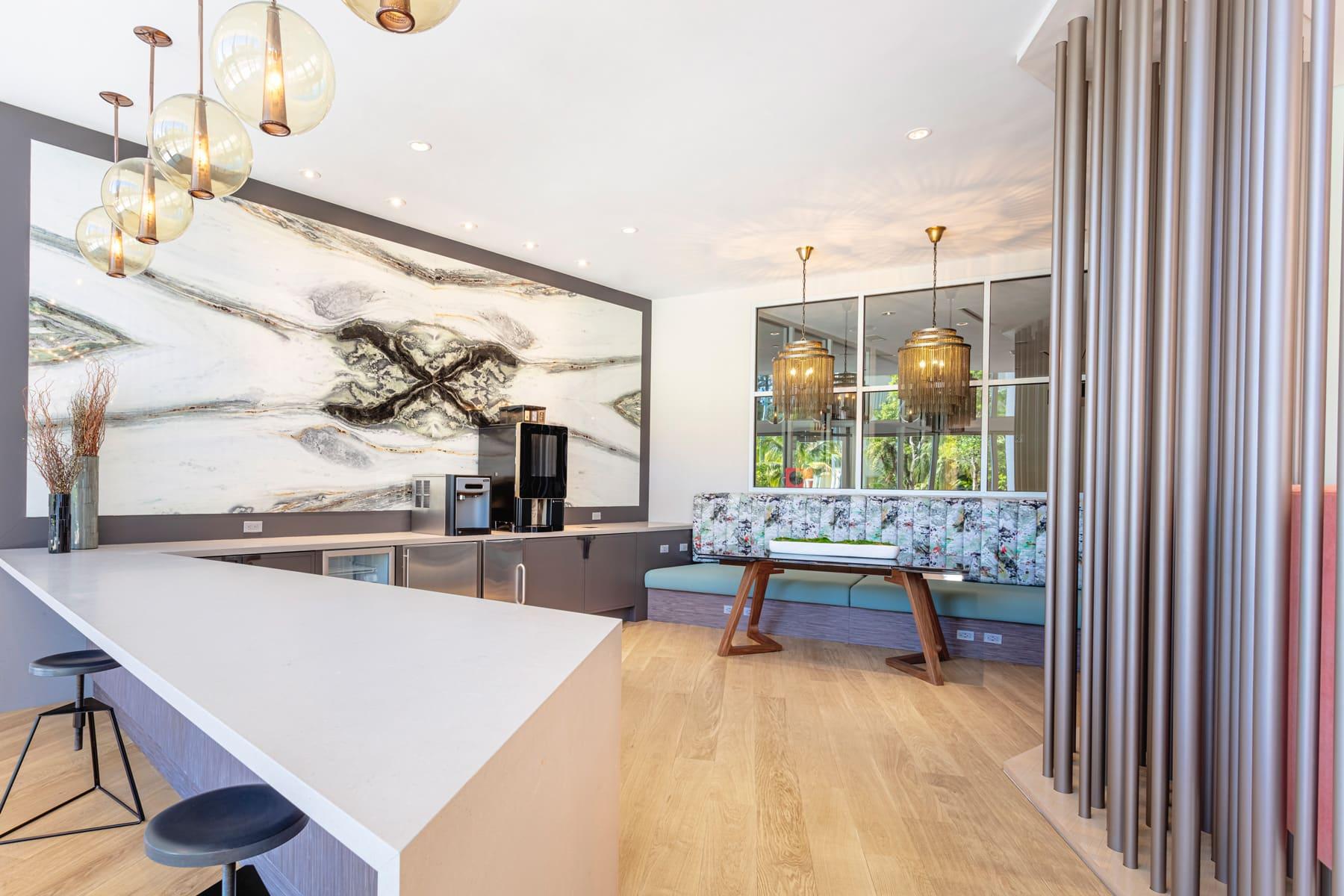 Modera Metro II   Interior Area   Miami, FL   Multifamily High Rise   Interior Designers
