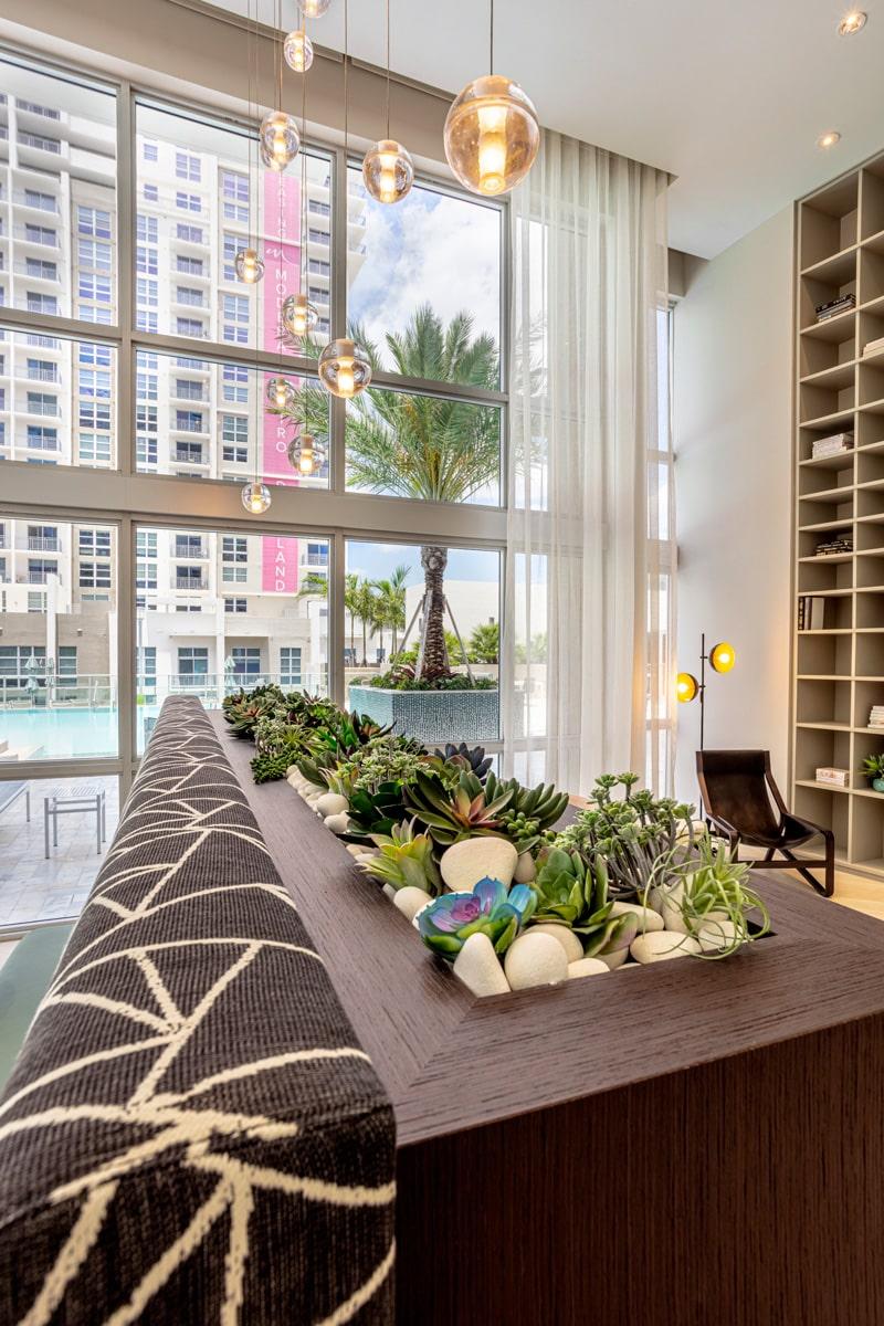 Modera Metro II   Interior Area 2   Miami, FL   Multifamily High Rise   Interior Designers