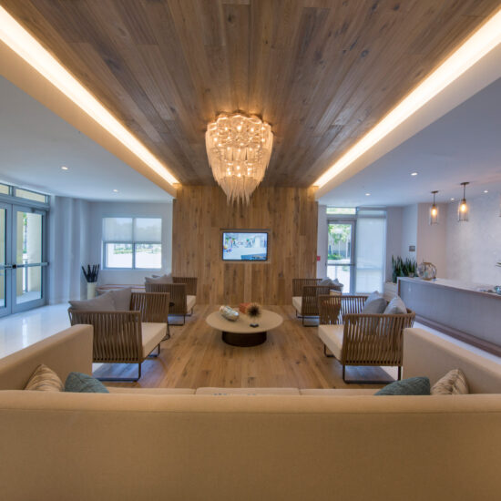 The Manor | Lobby | Fort Lauderdale by the Sea, FL | Luxury Residential | Interior Designers