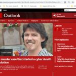 TODD MATTHEWS was Internet's First Cybersleuth
