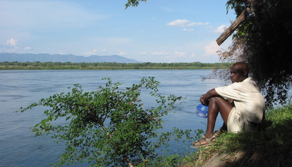 Jephita chilling at Mongwe