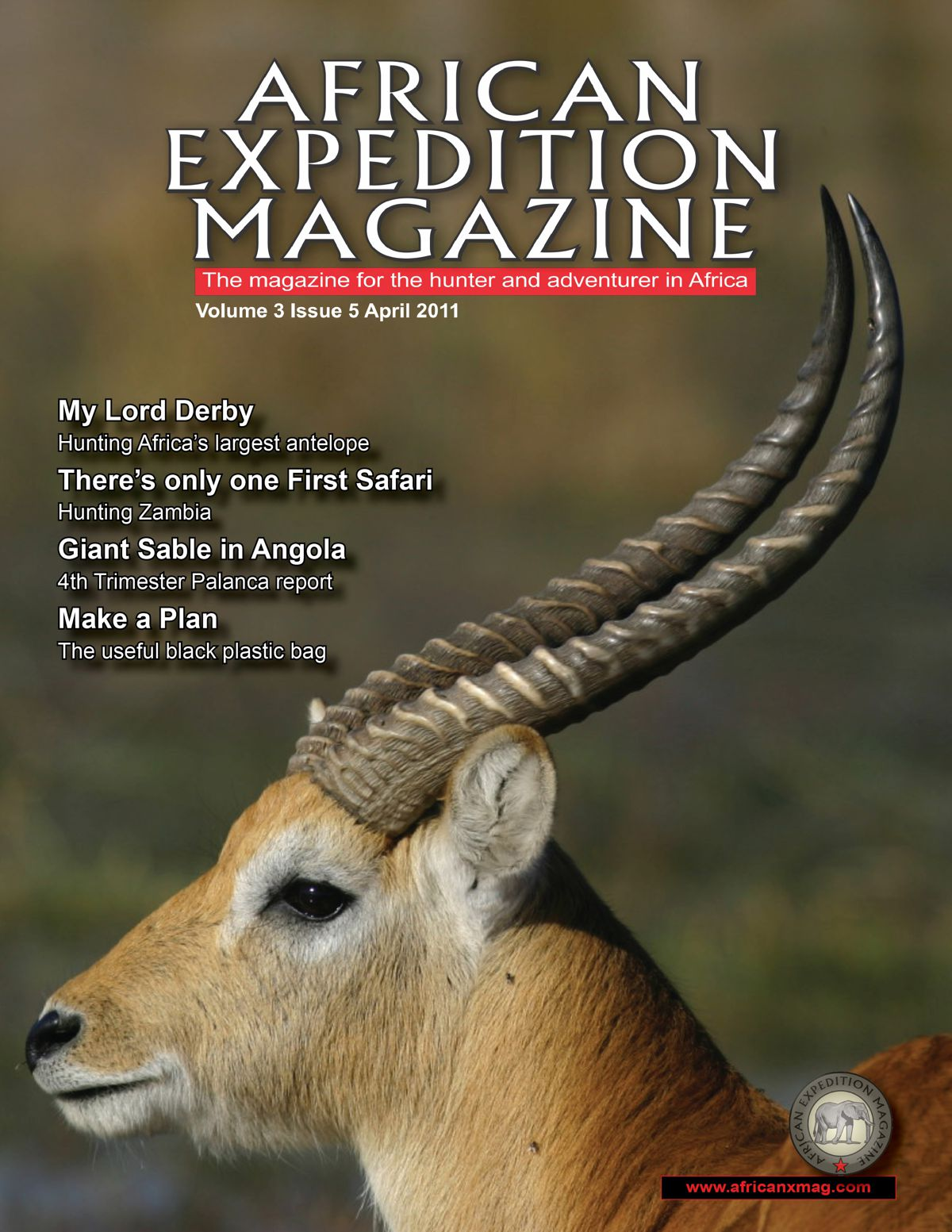 Legacy Magazines Volume 3