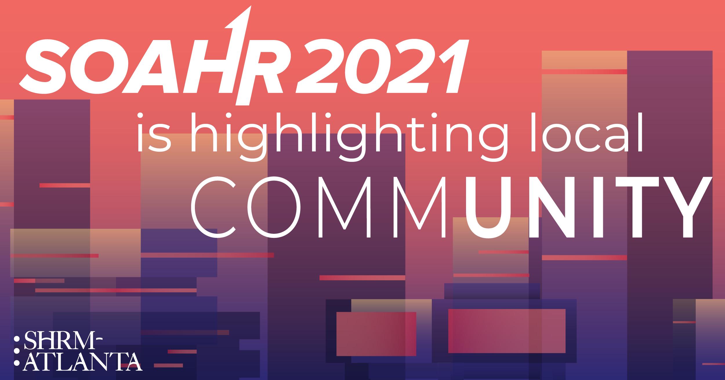 Sneak Peek: SOAHR 2021 Keynotes