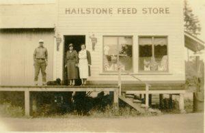 Hailstone Feed Store