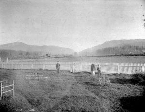 Anderson Farm, circa 1885