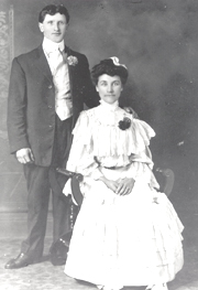 Pete and Pearl McCluskey