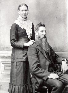 Martha and James Bush