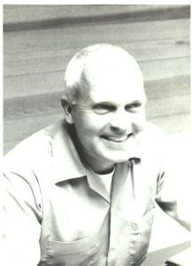Gerald Lider during his time at Maywood Junior High.