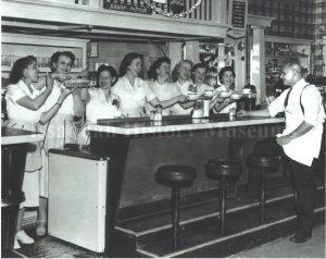 Shamrock Restaurant Staff